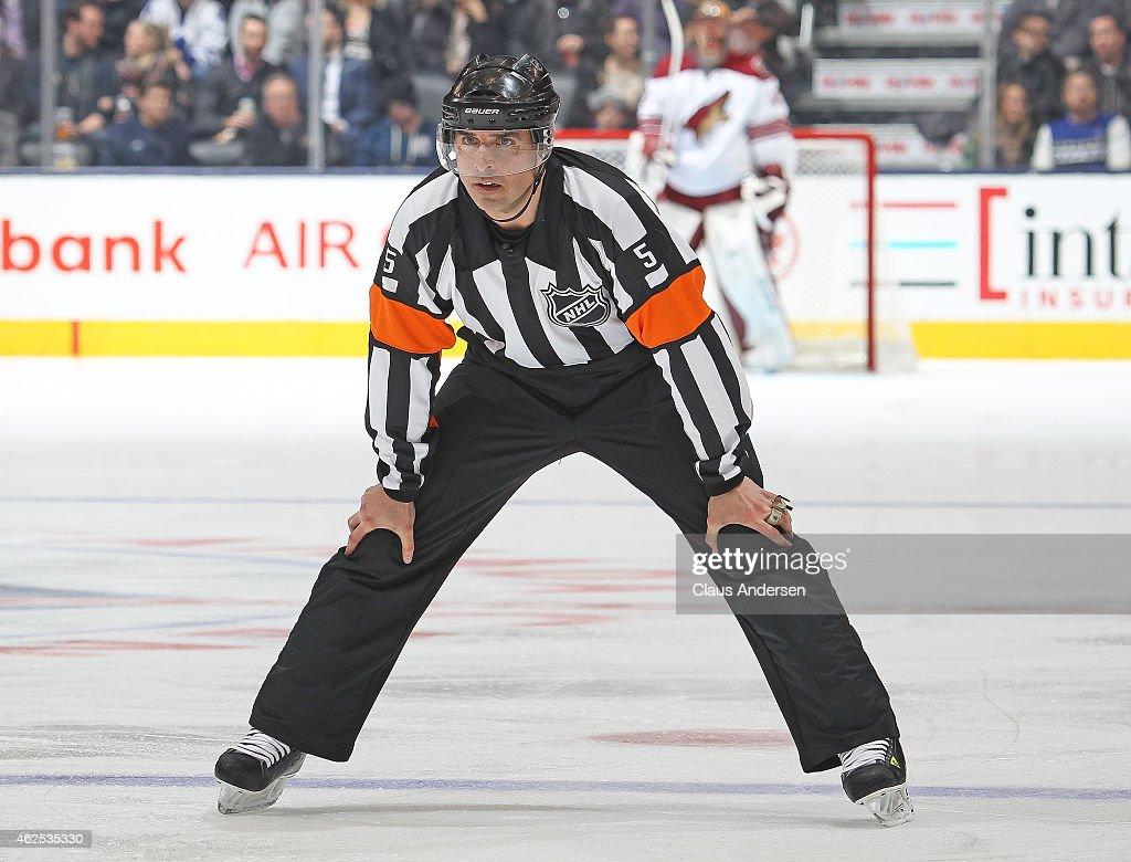 Arizona Coyotes v Toronto Maple Leafs : News Photo
