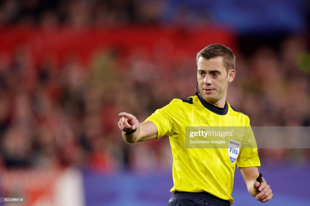 Sevilla v Manchester United - UEFA Champions League : Nachrichtenfoto