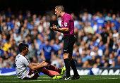 london england referee craig pawson talks