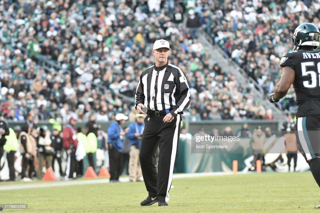 NFL: NOV 03 Bears at Eagles : News Photo