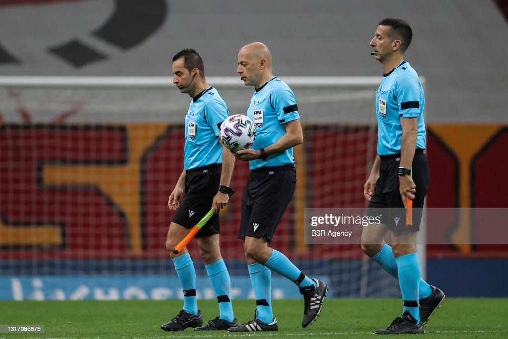 Galatasaray  v Besiktas - Super Lig : News Photo