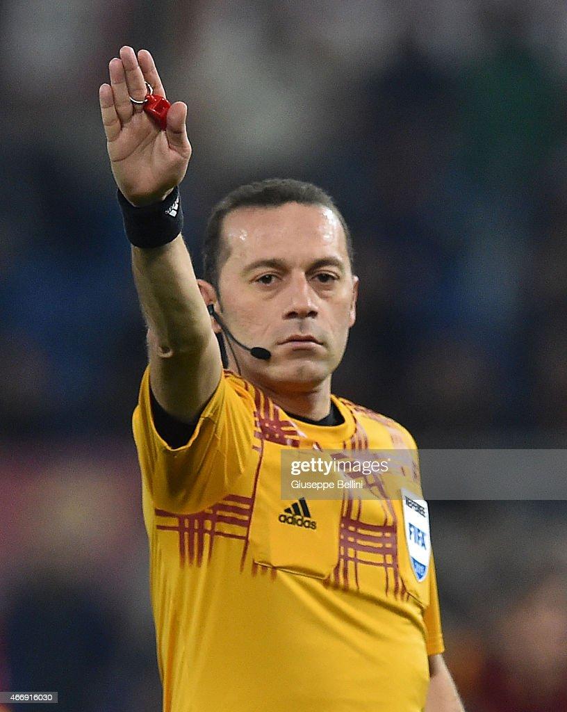 AS Roma v ACF Fiorentina - UEFA Europa League Round of 16