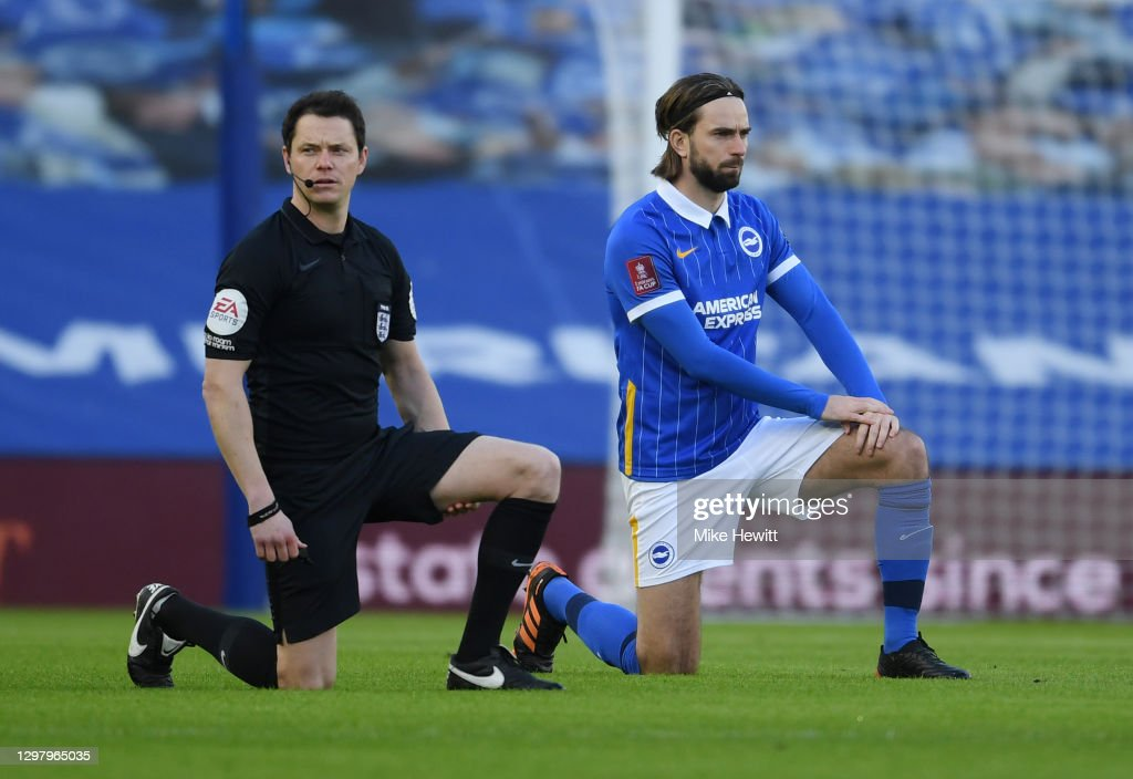 Brighton And Hove Albion v Blackpool: The Emirates FA Cup Fourth Round : ニュース写真