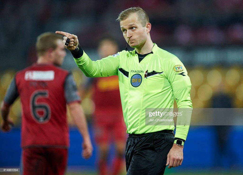 FC Nordsjalland v FC Midtjylland - Danish Alka Superliga : News Photo