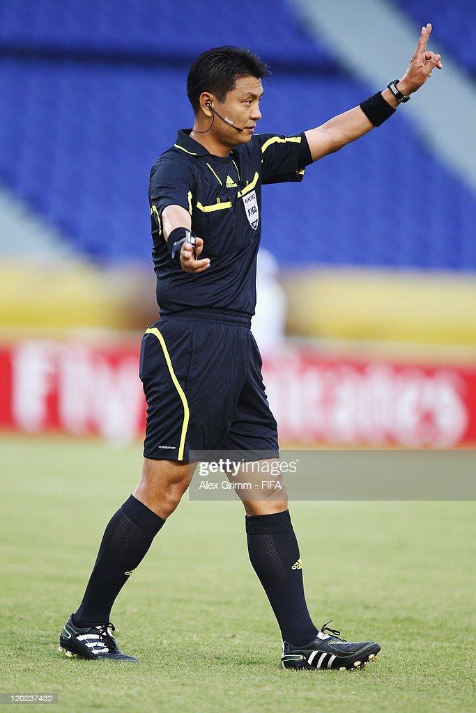 Egypt v Panama: Group E - FIFA U-20 World Cup Colombia 2011