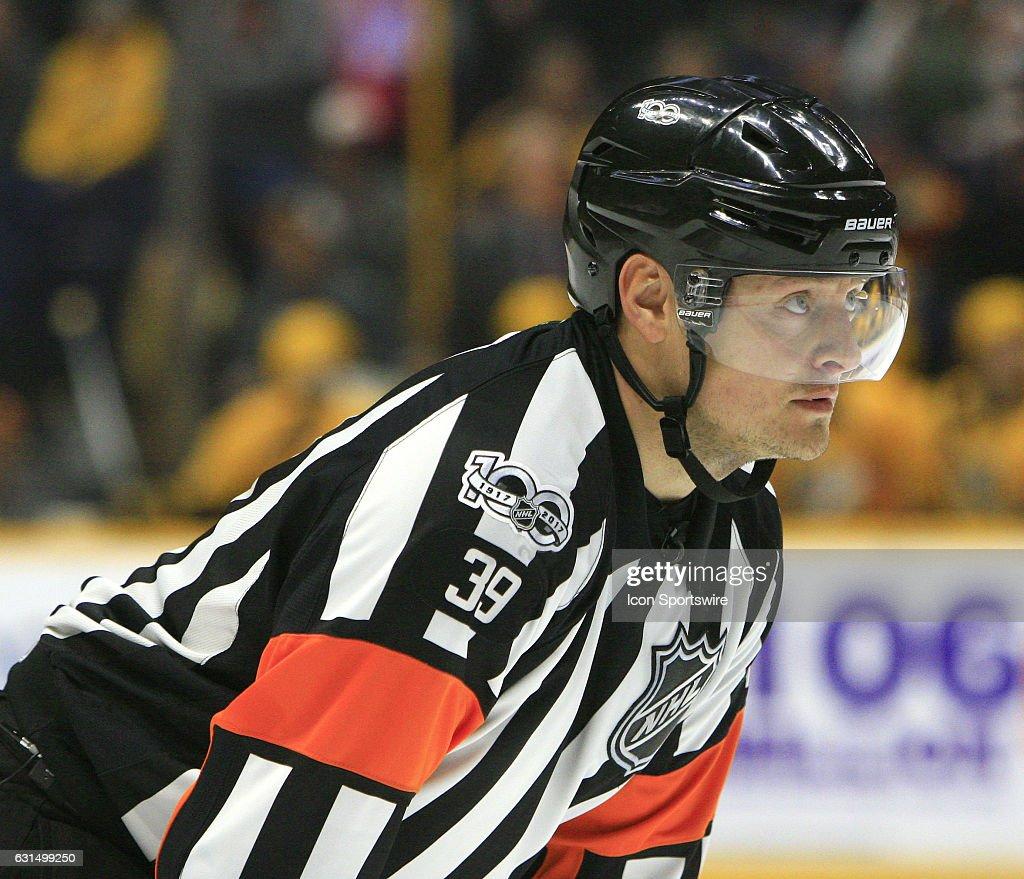 NHL: JAN 10 Canucks at Predators : News Photo