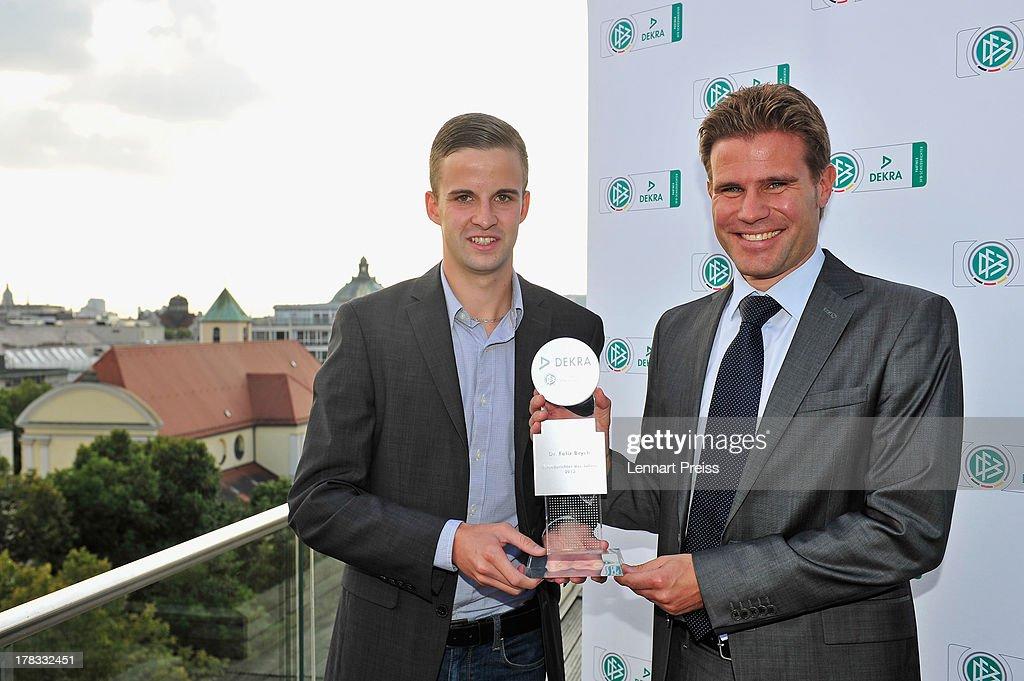 Referee Of The Year 2013 - Awarding Ceremony