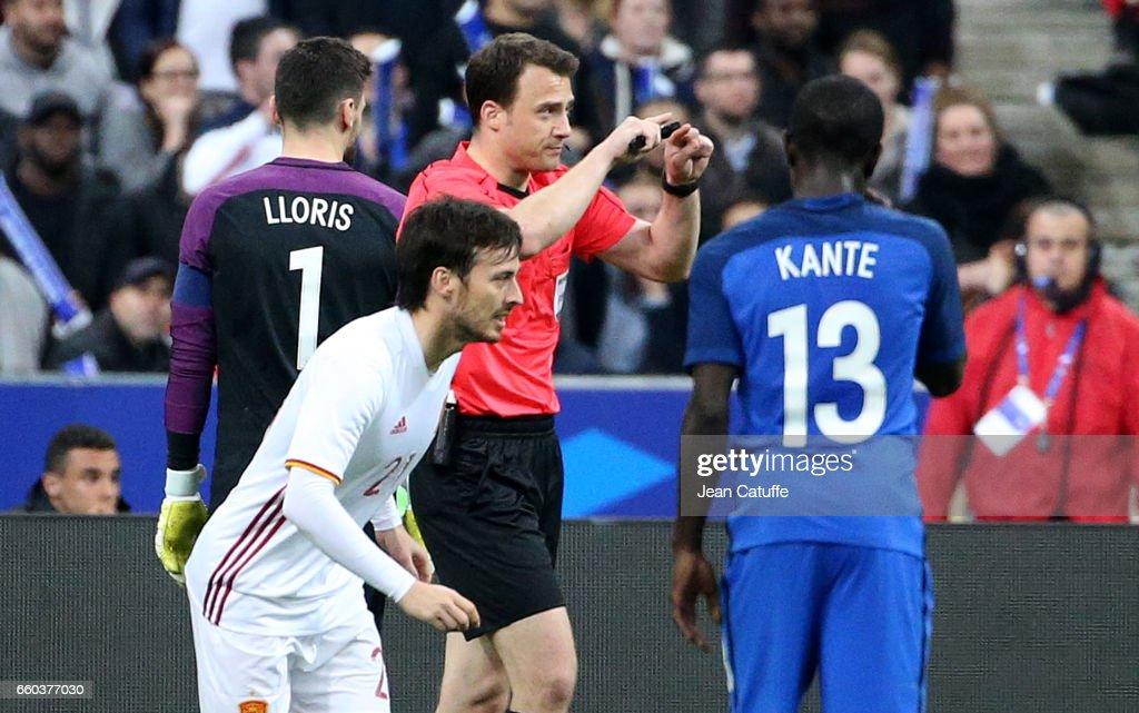 France v Spain - International Friendly : Nachrichtenfoto