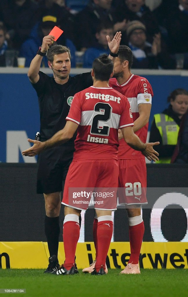 TSG 1899 Hoffenheim v VfB Stuttgart - Bundesliga : News Photo