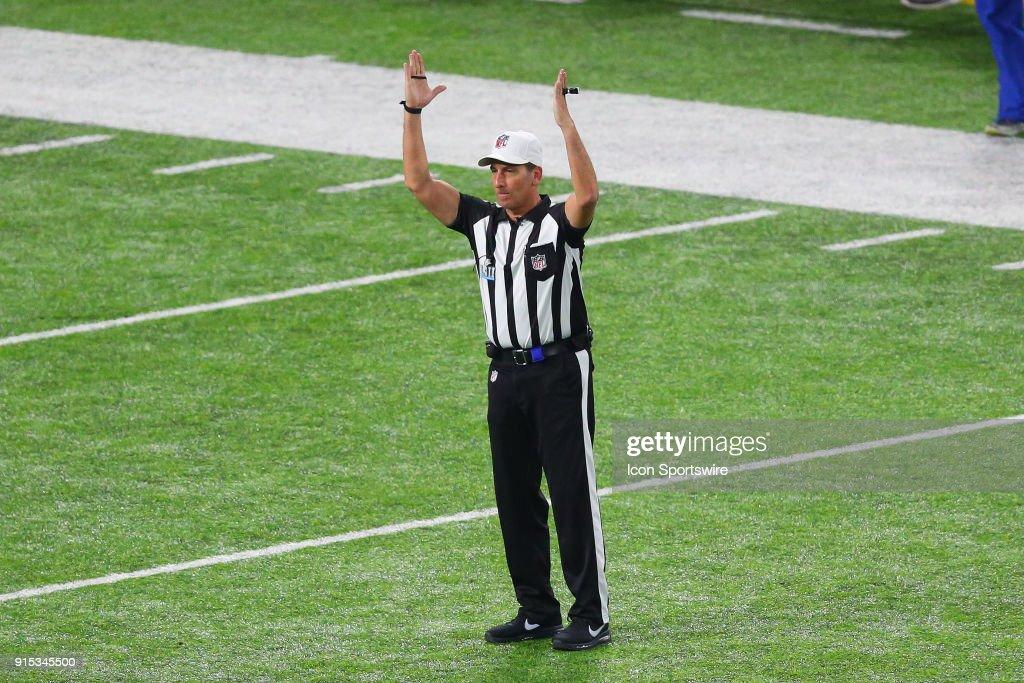 NFL: FEB 04 Super Bowl LII : ニュース写真