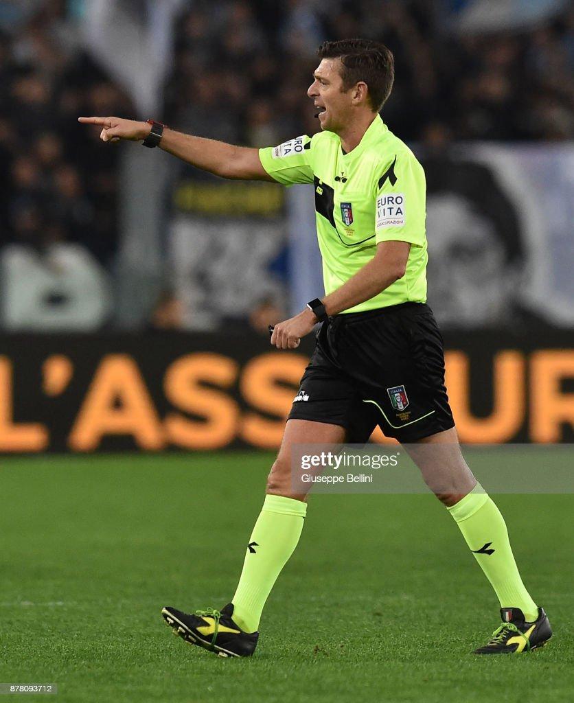 AS Roma v SS Lazio - Serie A