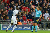 london england referee gianluca rocchi show