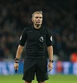 london england referee graham scott during