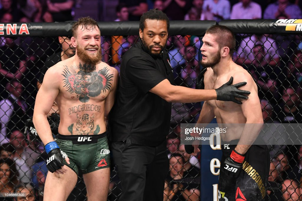 UFC 229: Khabib v McGregor : News Photo