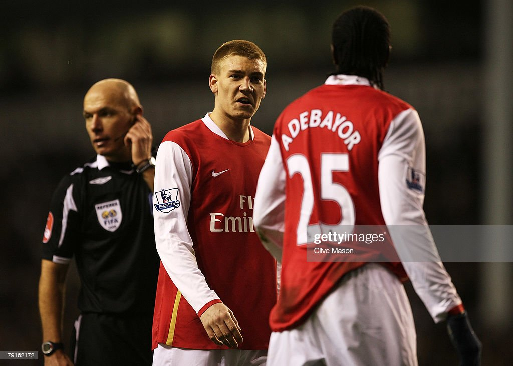 Tottenham Hotspur v Arsenal - Carling Cup Semi Final 2nd Leg : News Photo