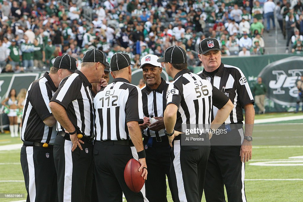 New England Patriots v New York Jets : News Photo