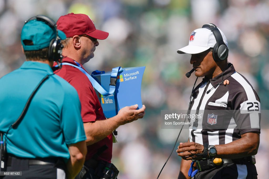 NFL: SEP 24 Giants at Eagles : News Photo