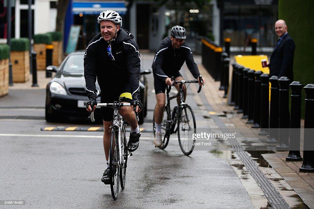 Premier League Referees Charity Bike Ride