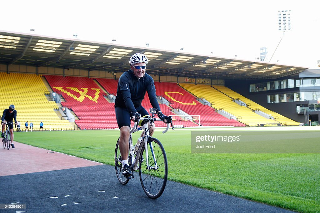 Premier League Referees Charity Bike Ride