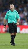 london england referee jonathan moss during