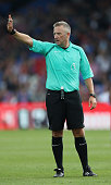 london england referee jonathan moss during