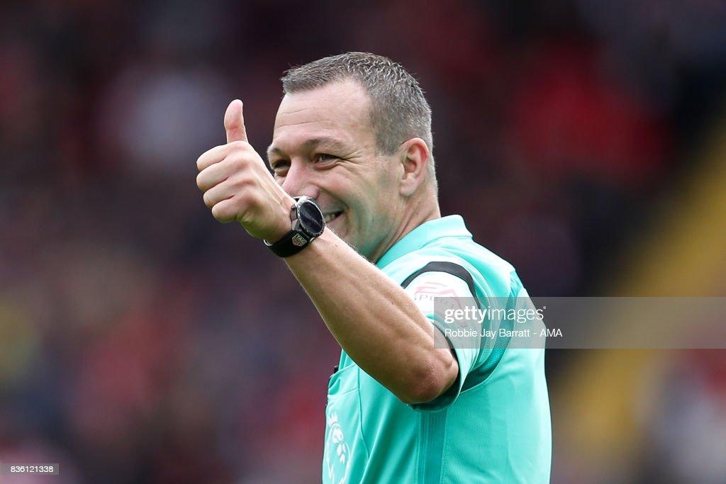 Liverpool v Crystal Palace - Premier League : News Photo