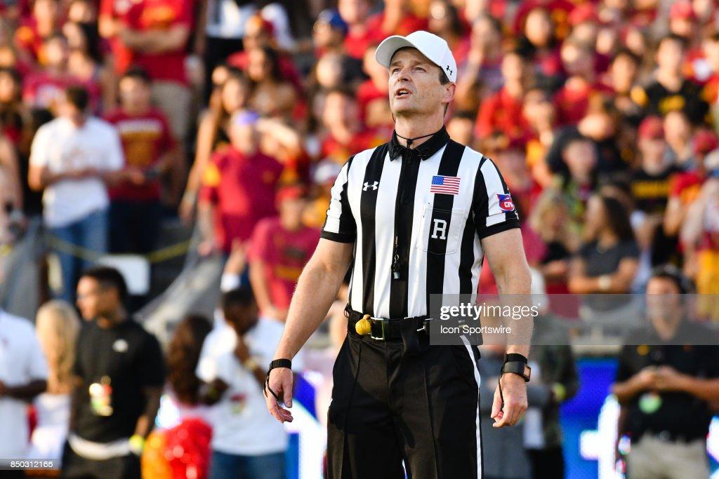COLLEGE FOOTBALL: SEP 16 Texas at USC : News Photo