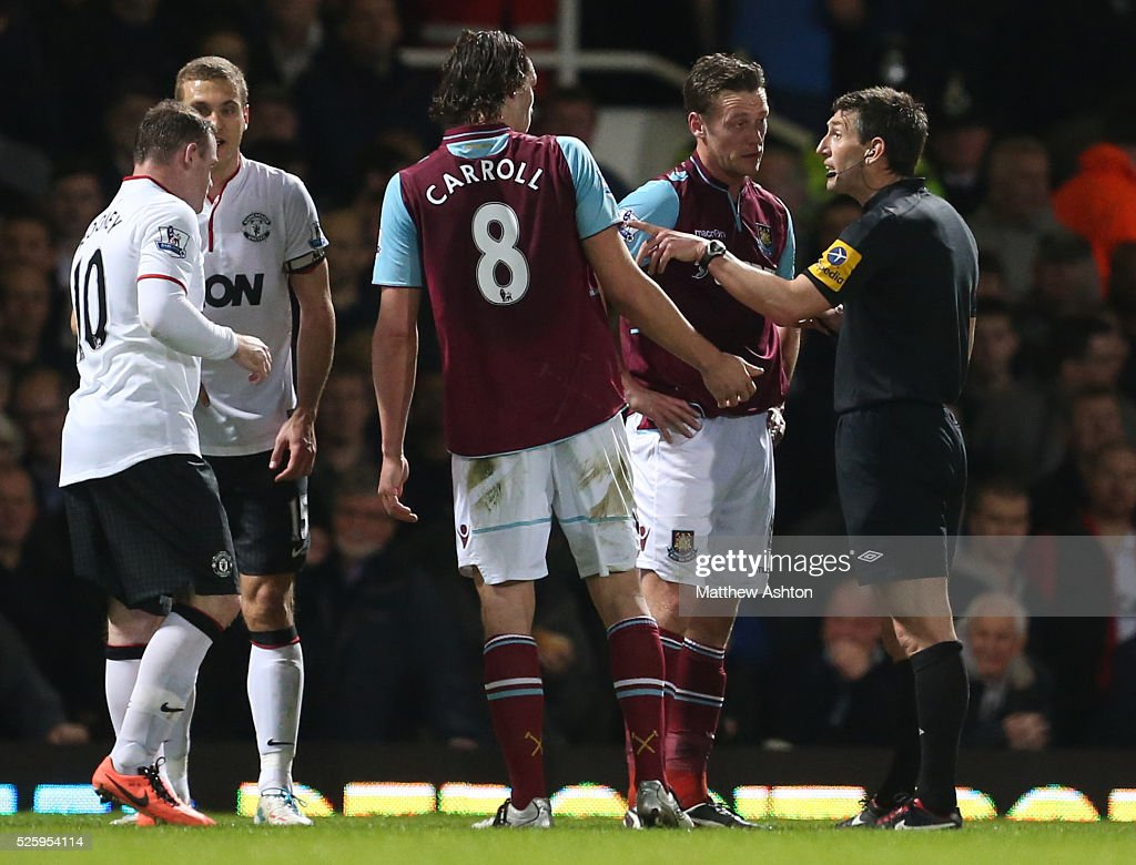 Soccer - Barclays Premier League - West Ham United v Manchester United : News Photo