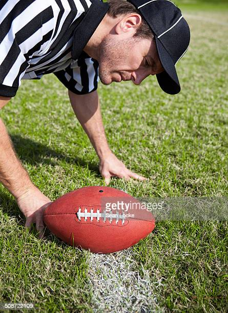 Referee: Looking to Check First Down