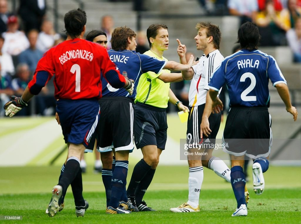 Quarter-final Match Germany v Argentina - World Cup 2006