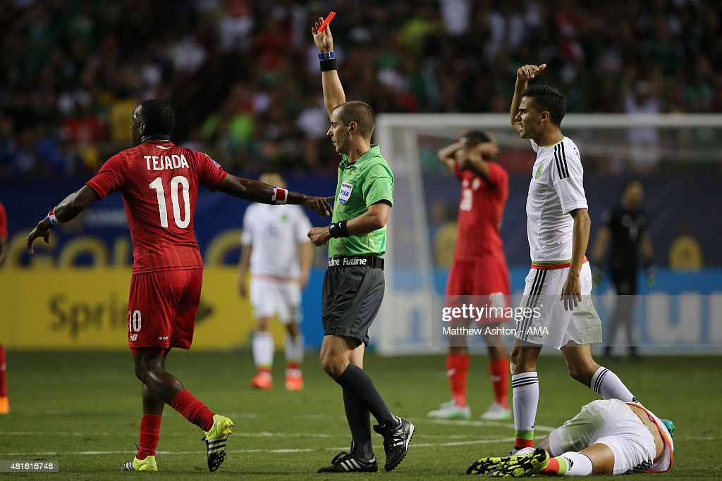 Mexico v Panama: Semifinals - 2015 CONCACAF Gold Cup