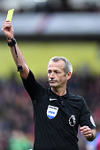 london england referee martin atkinson issues