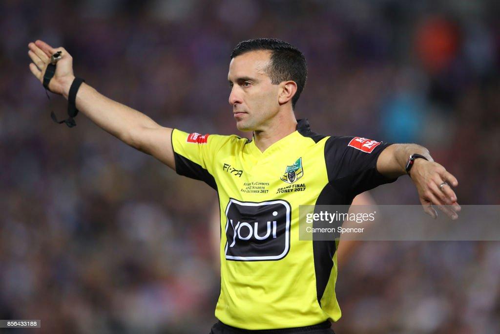 2017 NRL Grand Final - Storm v Cowboys : News Photo