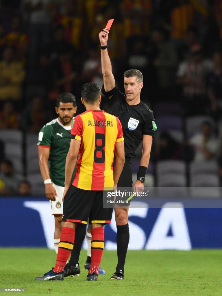 ES Tunis v CD Guadalajara - FIFA Club World Cup UAE 2018 5th Place Match : News Photo