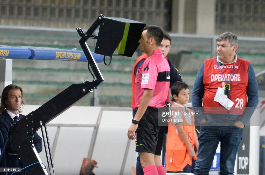AC Chievo Verona v Atalanta BC - Serie A : News Photo