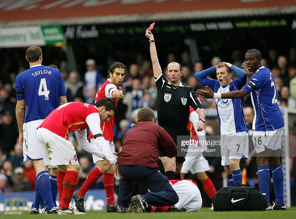 Birmingham City v Arsenal  -  Premier League : News Photo