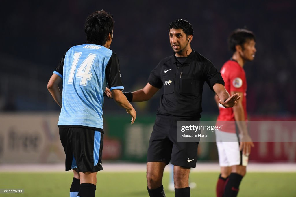 Kawasaki Frontale V Urawa Red Diamonds