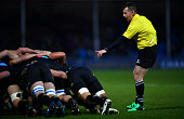 exeter england referee nigel owens issues