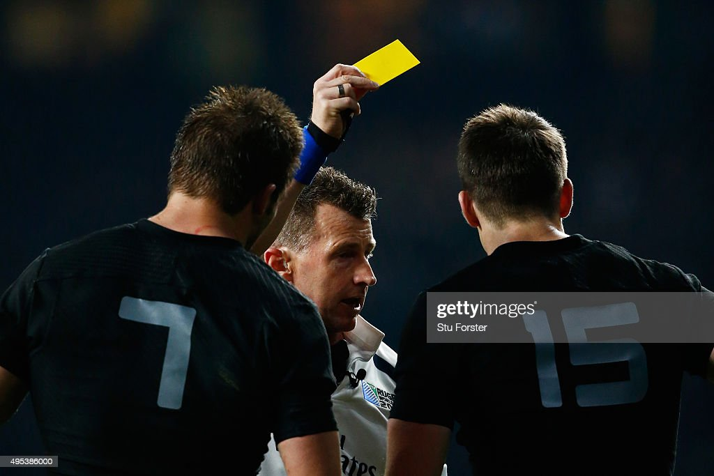 New Zealand v Australia - Final: Rugby World Cup 2015 : News Photo