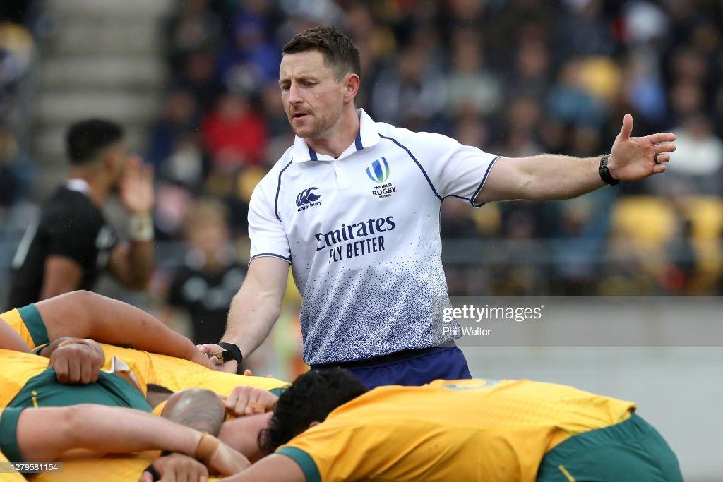 Bledisloe Cup Game 1 - New Zealand v Australia : News Photo