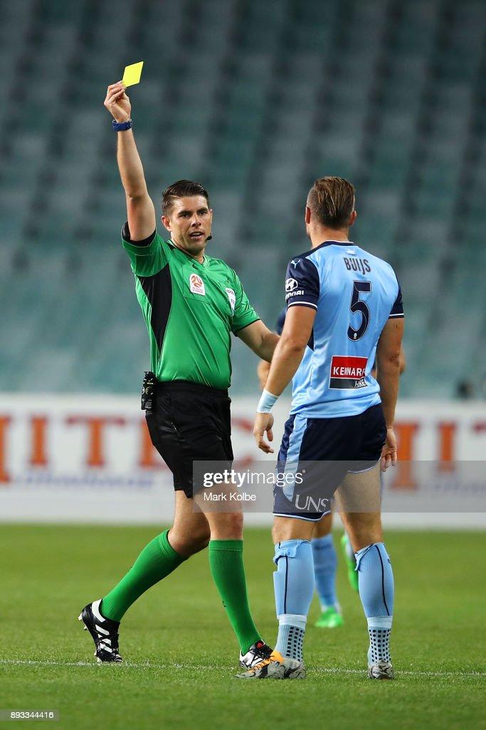 A-League Rd 11 - Sydney v Melbourne City