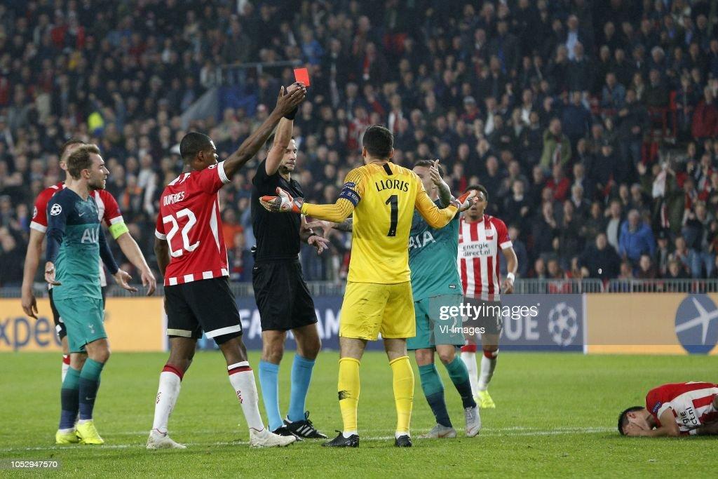 UEFA Champions League'PSV v Tottenham Hotspur FC' : News Photo