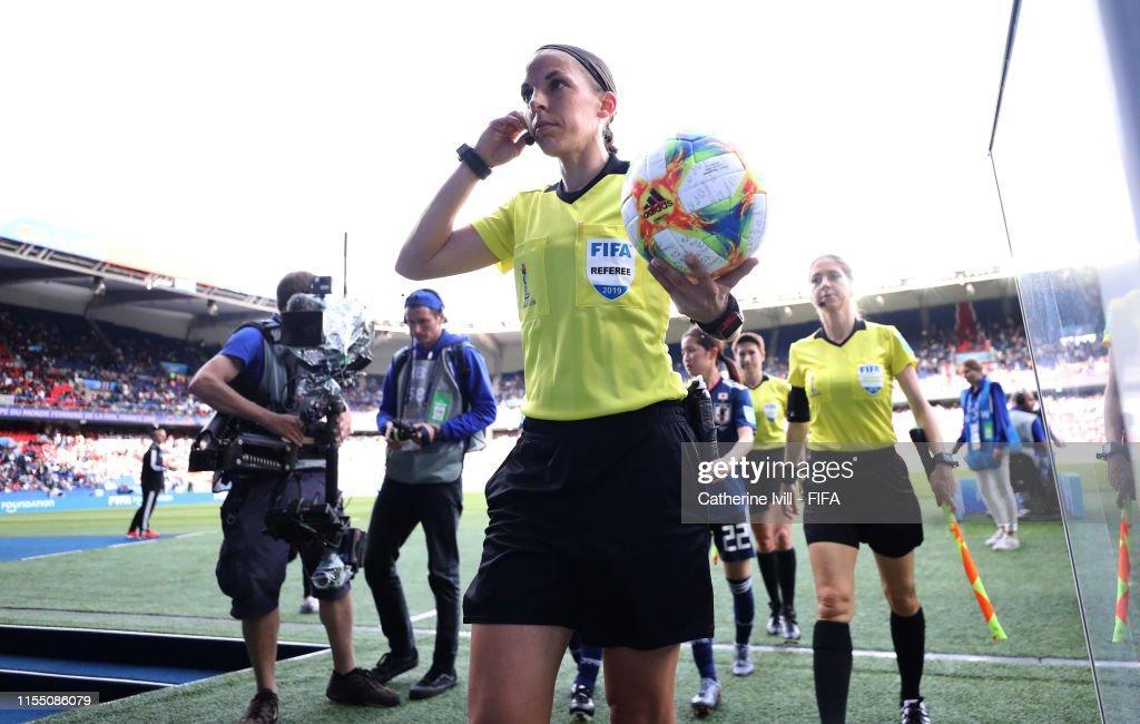 Argentina v Japan: Group D - 2019 FIFA Women's World Cup France : Photo d'actualité