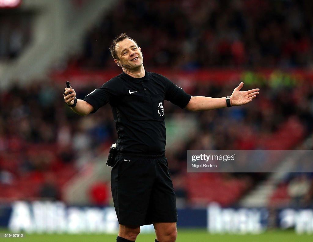 Middlesbrough v AFC Bournemouth - Premier League : Nieuwsfoto's