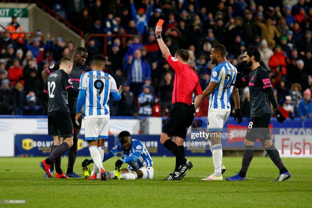 Huddersfield Town v Newcastle United - Premier League : News Photo