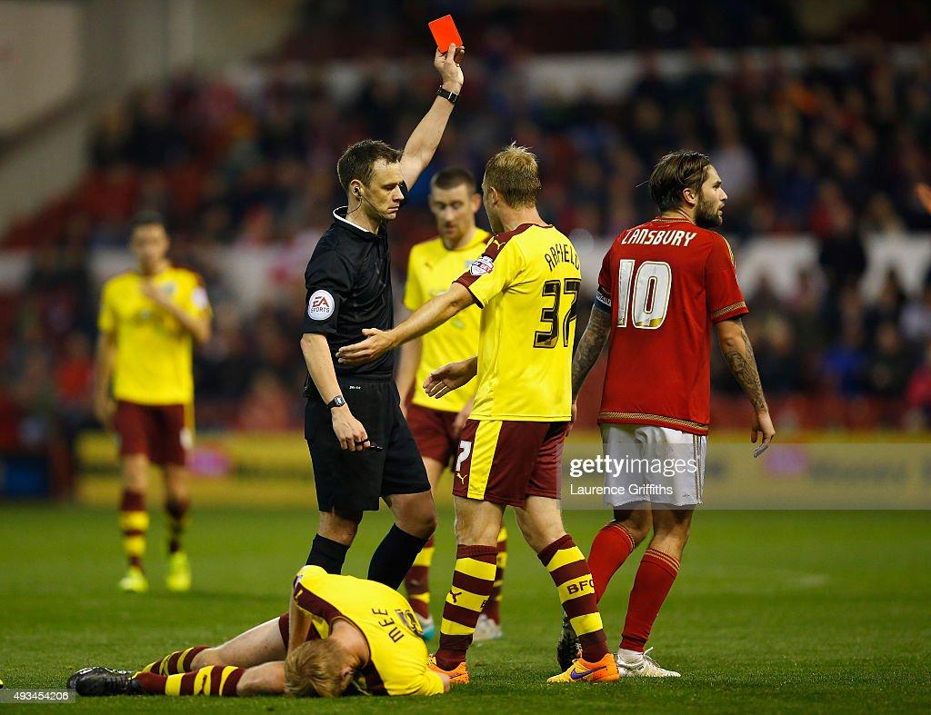 Nottingham Forest v Burnley - Sky Bet Championship