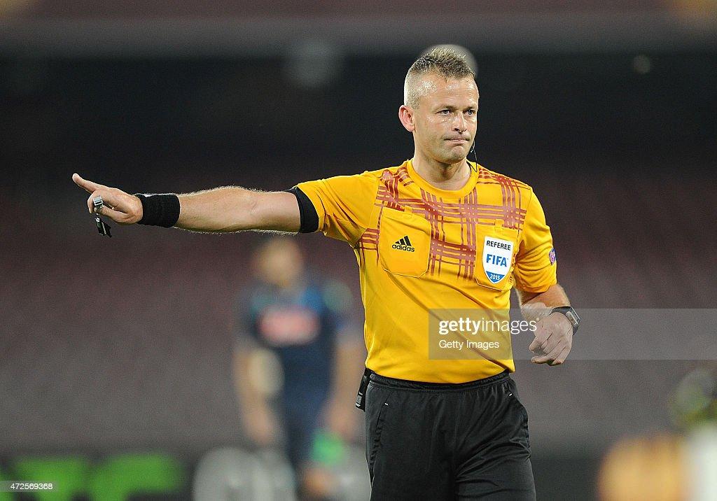 SSC Napoli v FC Dnipro Dnipropetrovsk - UEFA Europa League: Semi Final