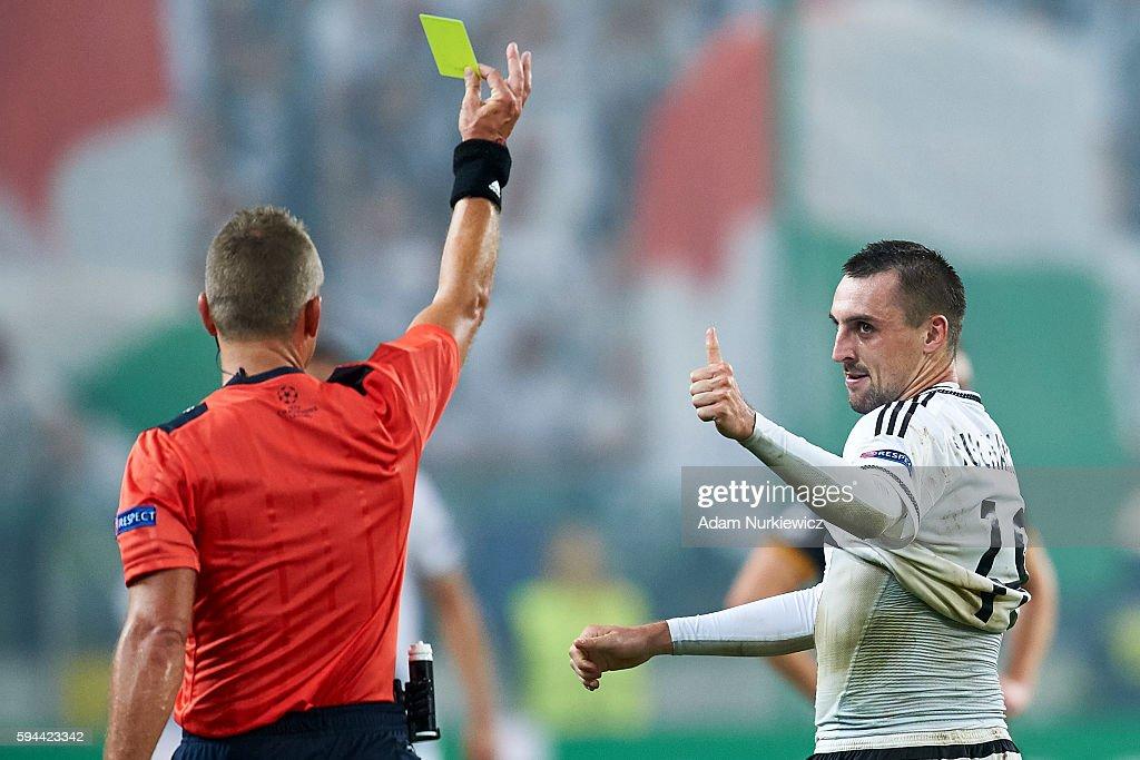 Legia Warsaw  v Dundalk FC - UEFA Champions League Play Off 2nd Leg