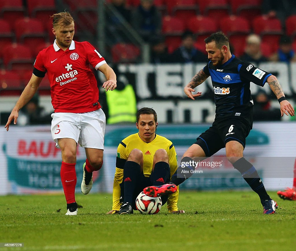 1. FSV Mainz 05 v SC Paderborn 07 - Bundesliga