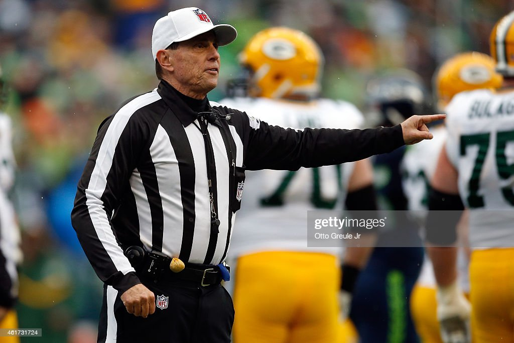 NFC Championship - Green Bay Packers v Seattle Seahawks : News Photo